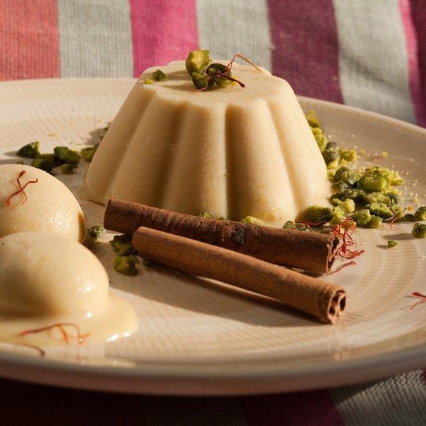 Parfait au chocolat blanc au miel et au safran brin de cuisine parfait au chocolat blanc au - Very parfait chocolat blanc ...